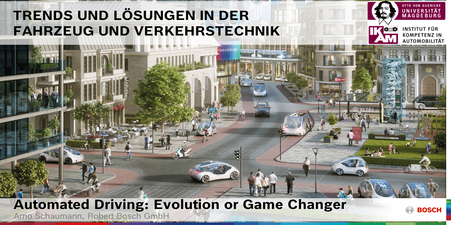 Robert Bosch Automated Driving
